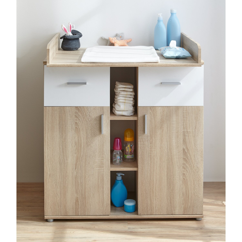 babyzimmer nico 2 teilig kaufen bei obi. Black Bedroom Furniture Sets. Home Design Ideas