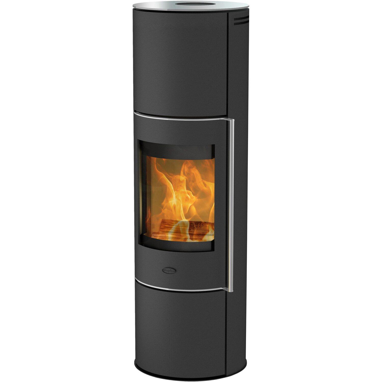 fireplace kaminofen perondi glas schwarz a kaufen bei obi. Black Bedroom Furniture Sets. Home Design Ideas