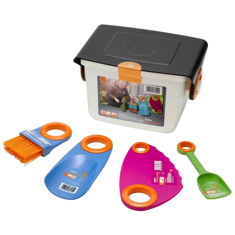 myfirst boxi kinder-gartengeräte-set 4-teilig kaufen bei obi