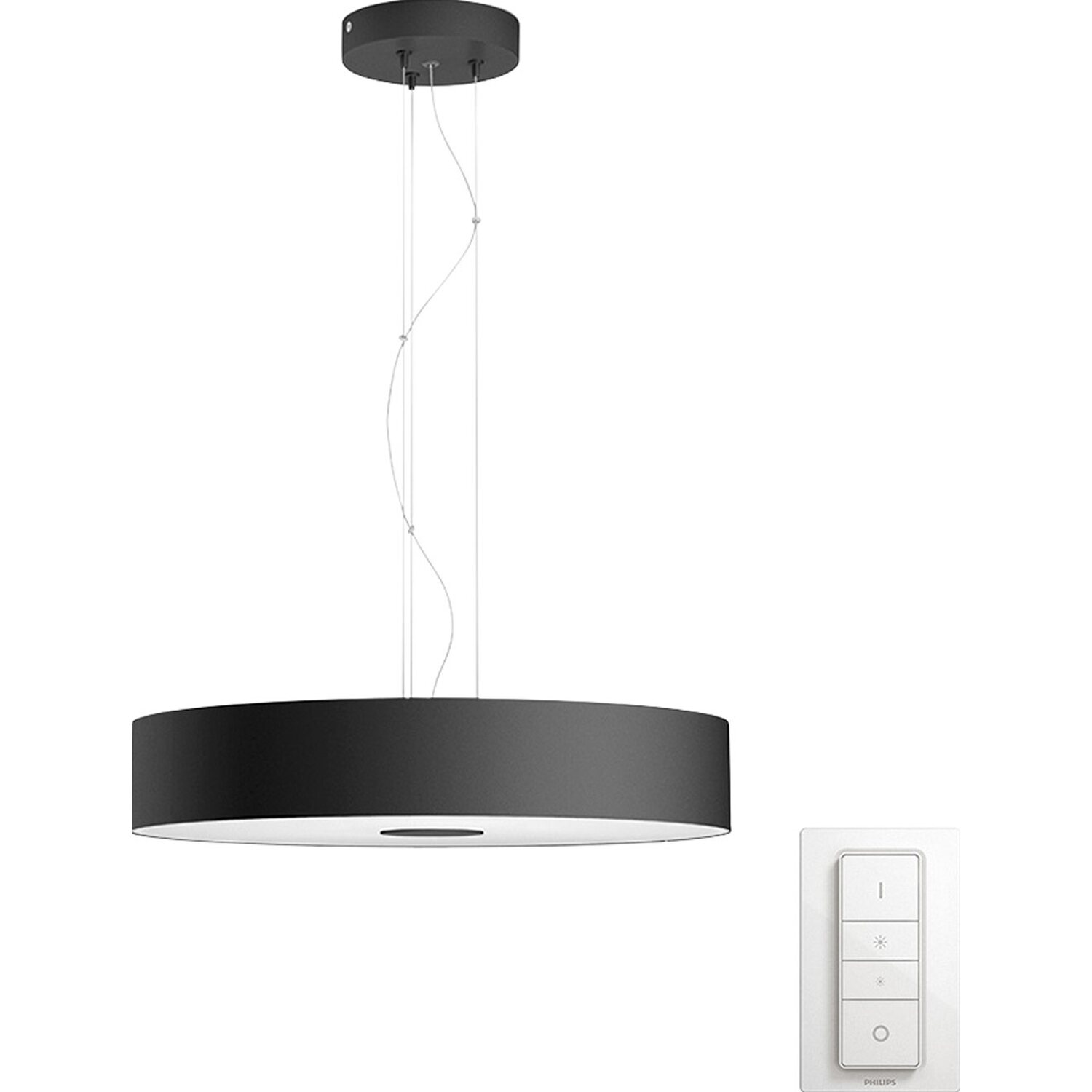 philips hue led pendelleuchte fair eek a kaufen bei obi. Black Bedroom Furniture Sets. Home Design Ideas