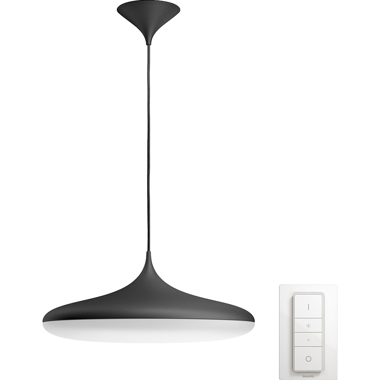 Philips Hue LED-Pendelleuchte Cher Schwarz EEK: A++