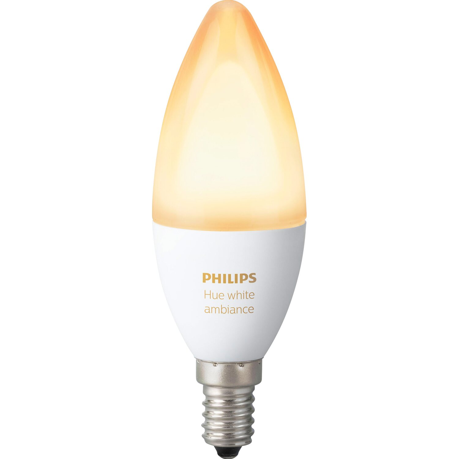 philips hue led kerze white ambiance e14 6 w 470 lm eek a kaufen bei obi. Black Bedroom Furniture Sets. Home Design Ideas