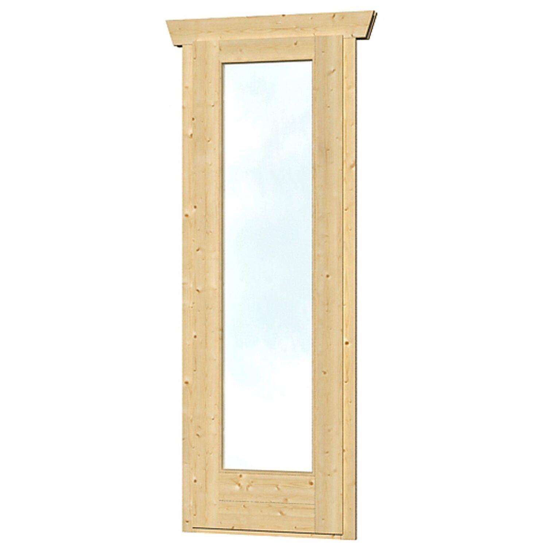 Skanholz Panoramafenster 67 cm x 198 cm