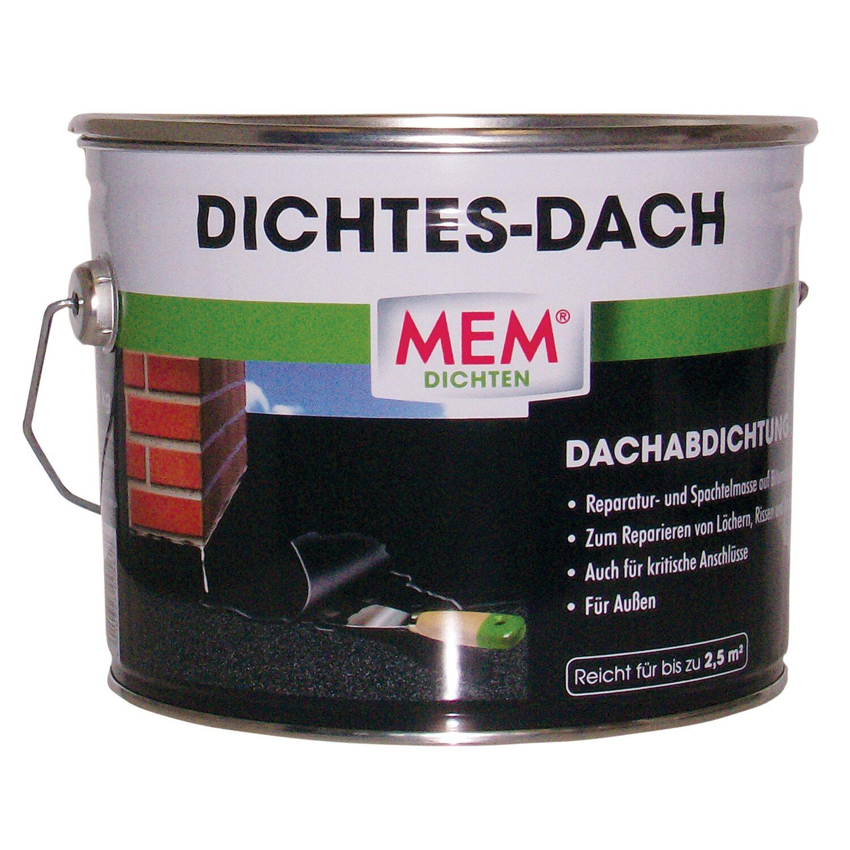 MEM Dichtes Dach lösemittelfrei 5 kg