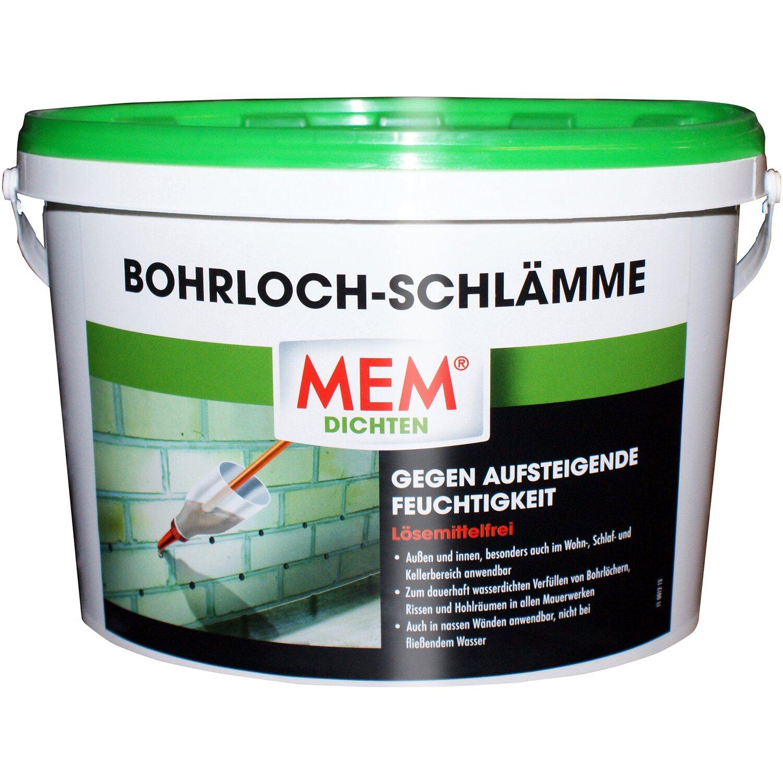 MEM Bohrloch-Schlämme 2,5 kg