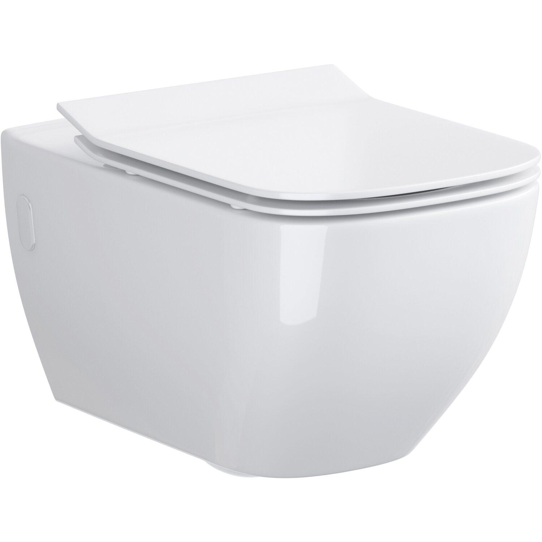 toilettenbecken ohne rand gq38 kyushucon. Black Bedroom Furniture Sets. Home Design Ideas