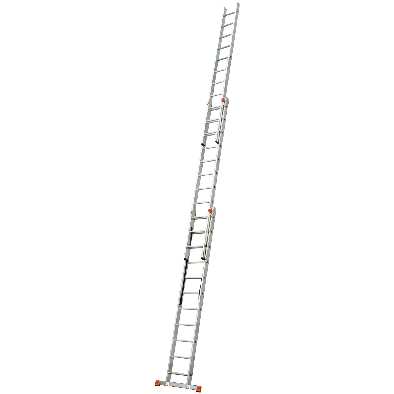 Fabulous Krause Tribilo Vielzweck-Leiter 3 x 11 Sprossen mit  RJ73