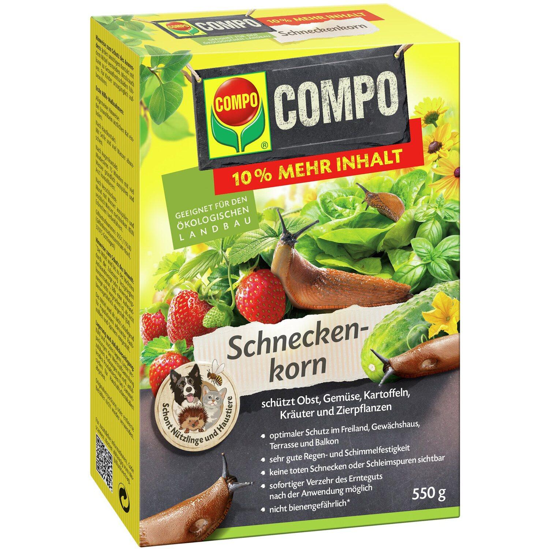 Compo Schneckenkorn 550 g