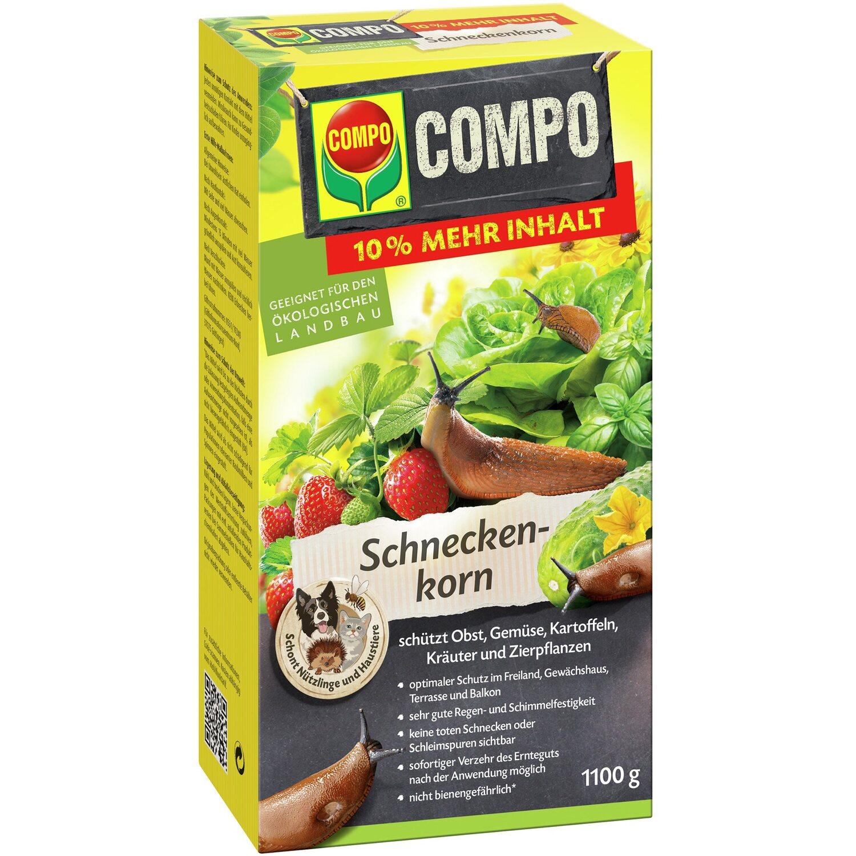 Compo Schneckenkorn 1100 g
