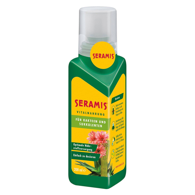 Seramis Vitalnahrung für Kakteen und Sukkulenten 200 ml | Dekoration > Dekopflanzen > Pflanzen | Seramis