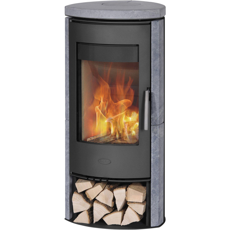 fireplace kaminofen zanzibar speckstein grau schwarz eek a kaufen bei obi. Black Bedroom Furniture Sets. Home Design Ideas