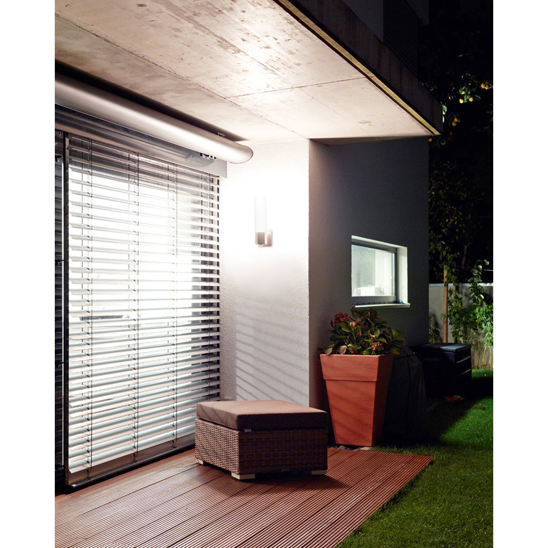 steinel led au enleuchte mit bewegungsmelder l 260 edelstahl eek a kaufen bei obi. Black Bedroom Furniture Sets. Home Design Ideas
