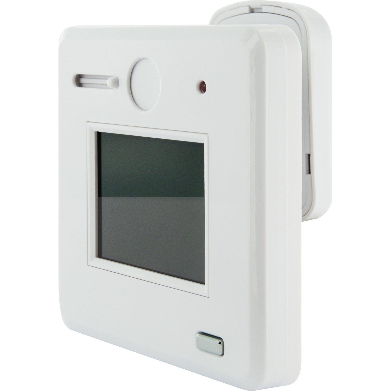 schwaiger digitaler und optischer t rspion wei kaufen bei obi. Black Bedroom Furniture Sets. Home Design Ideas