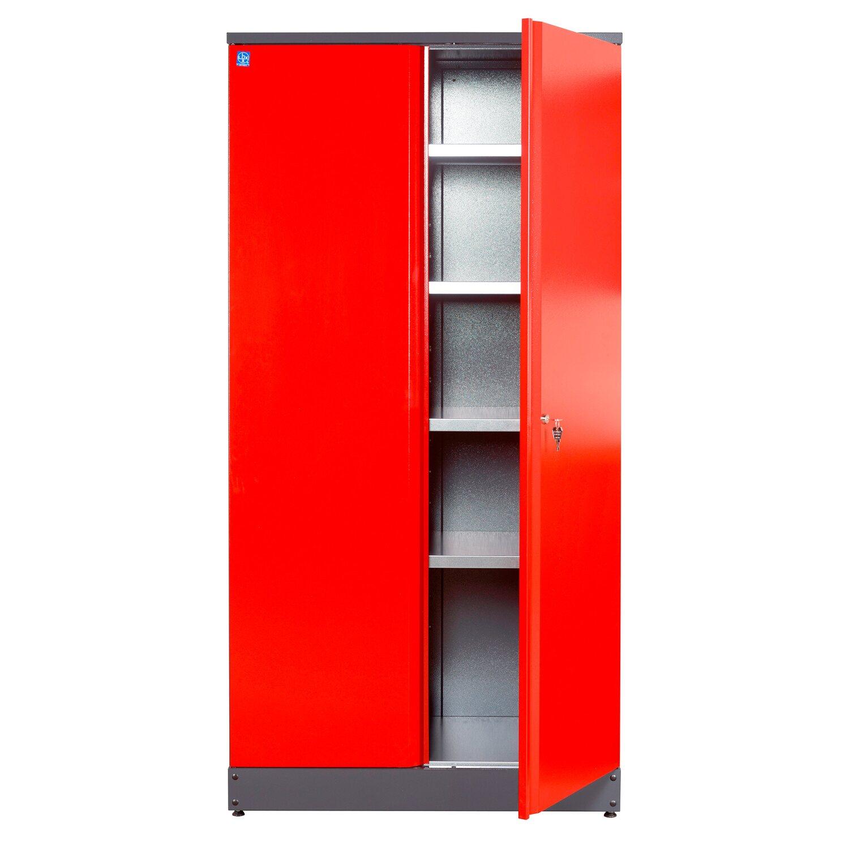 lux hochschrank 2 t rig 4 b den 910 mm breit kaufen bei obi. Black Bedroom Furniture Sets. Home Design Ideas