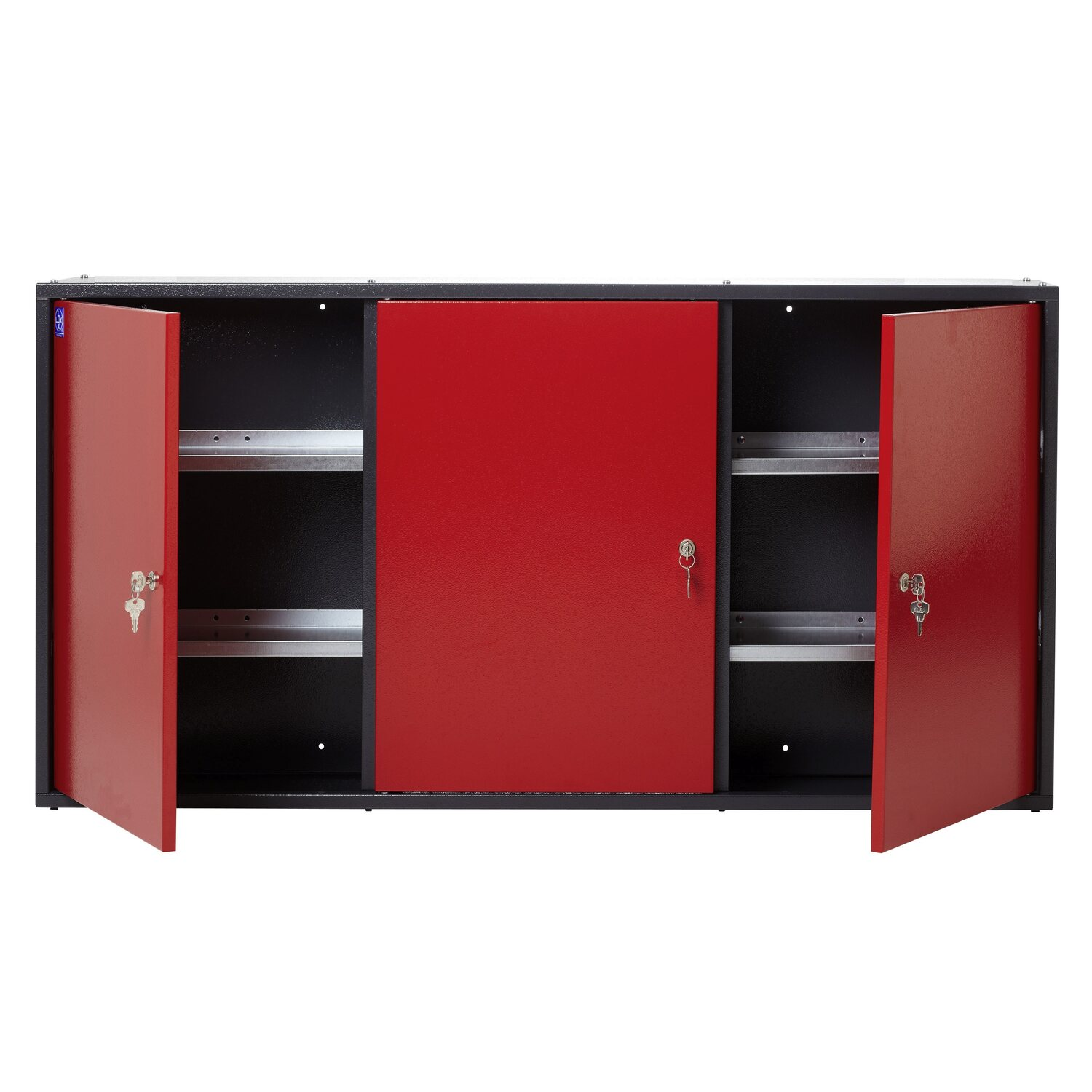 lux h ngeschrank 3 t rig 1200 mm breit kaufen bei obi. Black Bedroom Furniture Sets. Home Design Ideas