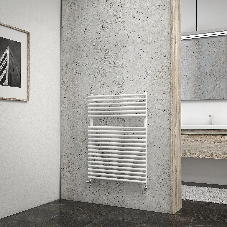 schulte design heizk rper wien mit anschluss von unten 490 w alpinwei kaufen bei obi. Black Bedroom Furniture Sets. Home Design Ideas