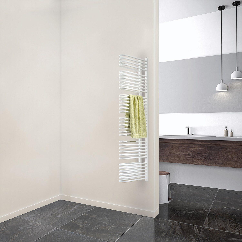 schulte design heizk rper porto mit anschluss von unten. Black Bedroom Furniture Sets. Home Design Ideas