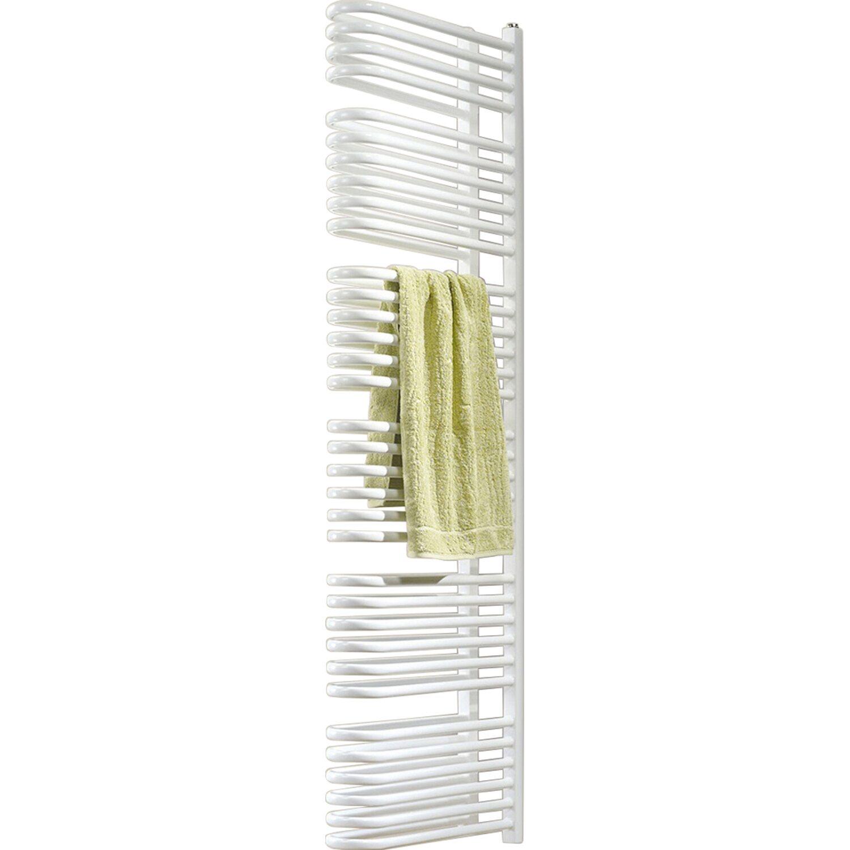 schulte design heizk rper porto mit anschluss von unten 714 w alpinwei kaufen bei obi. Black Bedroom Furniture Sets. Home Design Ideas