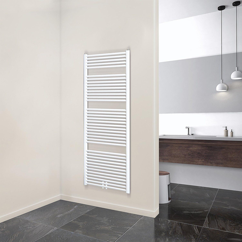 schulte design heizk rper m nchen mit mittelanschluss 361 w alpinwei kaufen bei obi. Black Bedroom Furniture Sets. Home Design Ideas