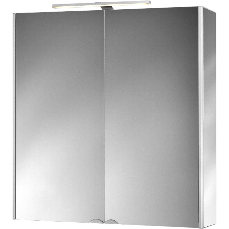 jokey spiegelschrank 65 cm dekoralu led spiegel eek a kaufen bei obi. Black Bedroom Furniture Sets. Home Design Ideas