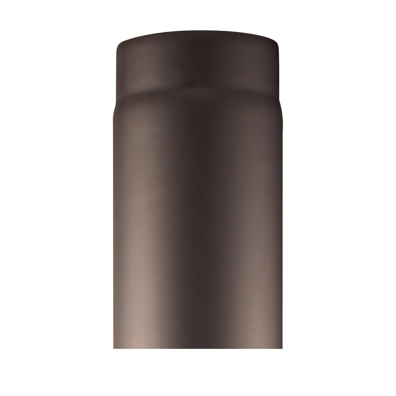 Obi Rauchrohr O 150 Mm 25 Cm Schwarz Kaufen Bei Obi