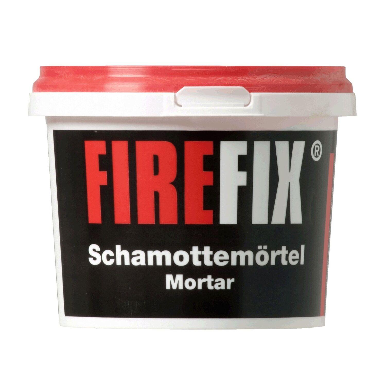 Firefix  Schamottemörtel 1 kg