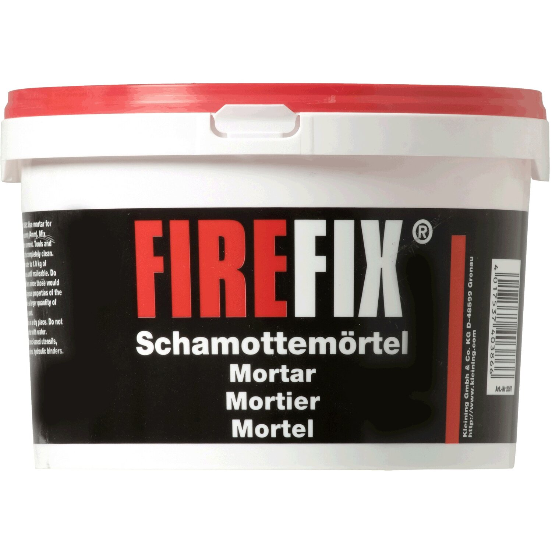 Firefix  Schamottemörtel 2,5 kg
