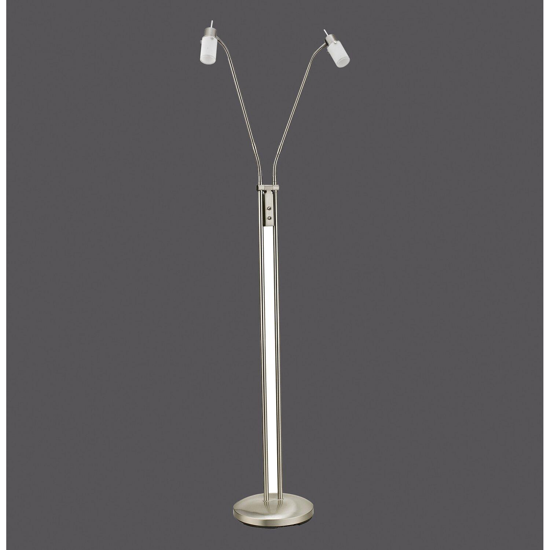LED-Stehleuchte Max 2-flammig EEK: A+