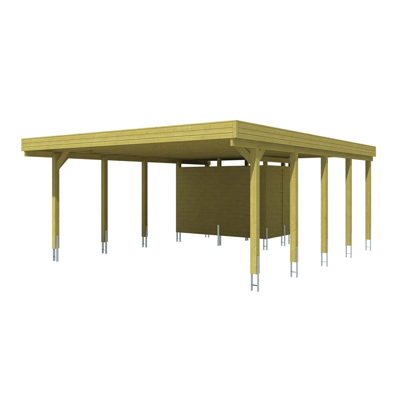 carports holz online kaufen bei obi. Black Bedroom Furniture Sets. Home Design Ideas