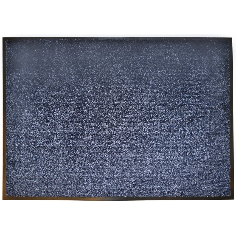 sch ner wohnen sauberlaufmatte miami 50 cm x 70 cm anthrazit schwarz kaufen bei obi. Black Bedroom Furniture Sets. Home Design Ideas