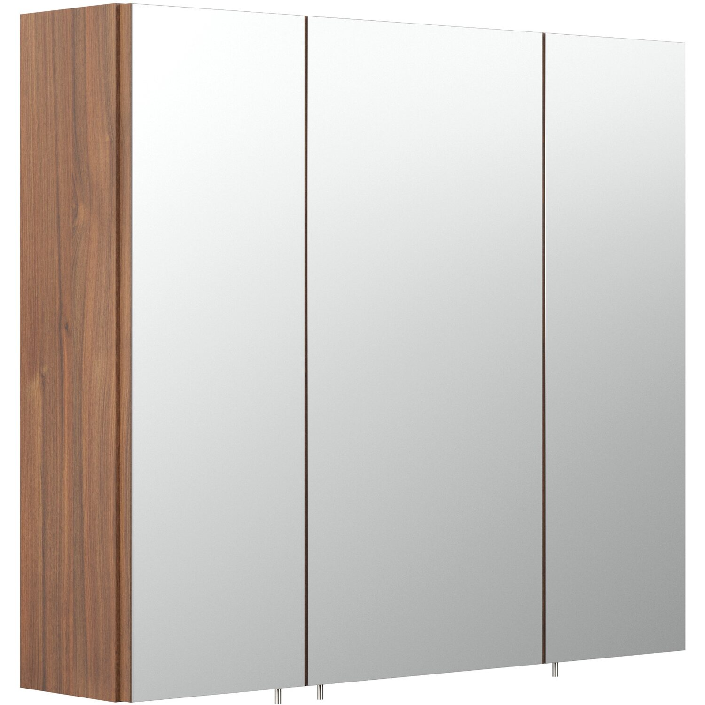 badspiegel mit ablage und beleuchtung. Black Bedroom Furniture Sets. Home Design Ideas