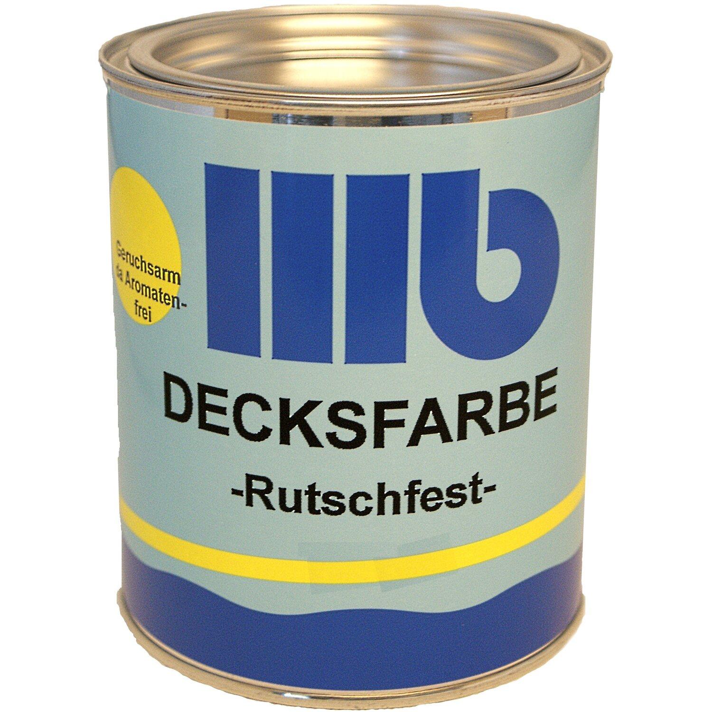 Wohlert  Decksfarbe Beige Rutschfest 750 ml