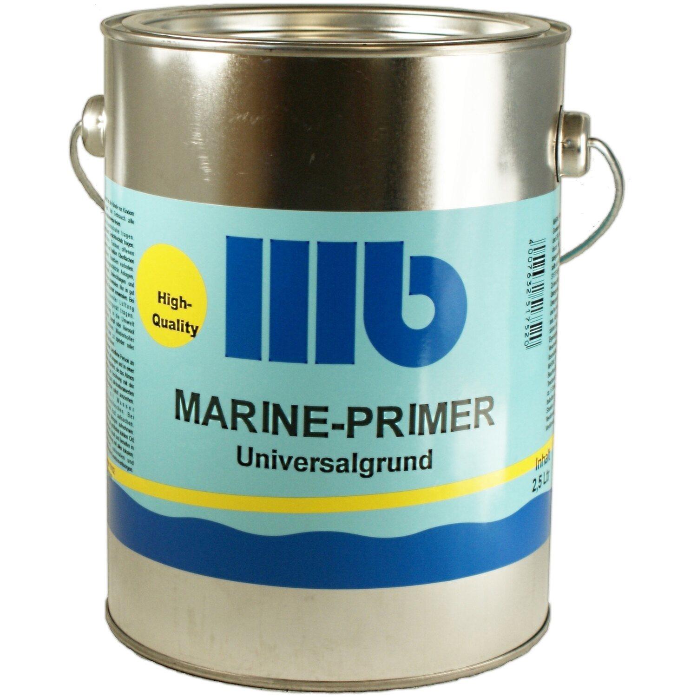 Wohlert  Marine Primer Rotbraun 2,5 l
