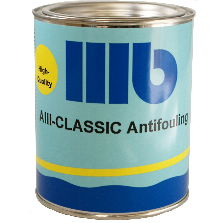 Wohlert  AIII Classic Antifouling Rotbraun 750 ml