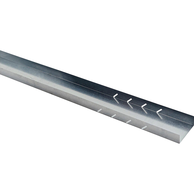 Saint-Gobain Rigips Türsturzprofil 100 mm x 1300 mm | Baumarkt > Modernisieren und Baün > Trockenausbau | Rigips