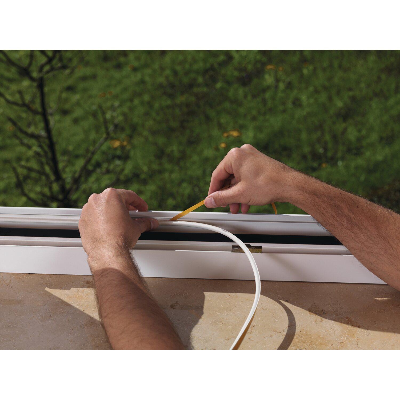 Tesamoll Fensterdichtung Turdichtung P Profile Gummidichtung Braun