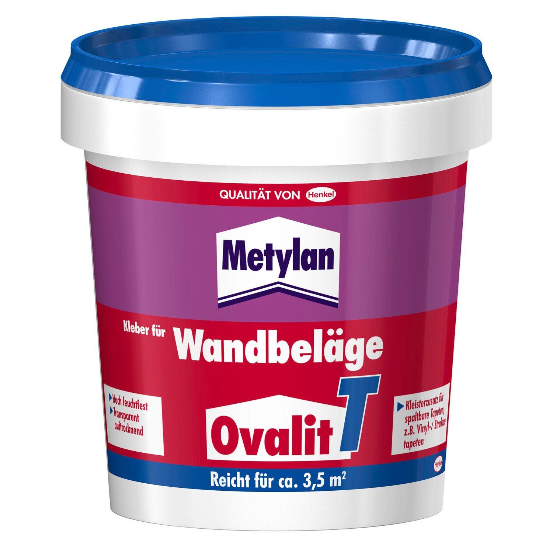metylan ovalit t kleber für wandbeläge 750 g kaufen bei obi