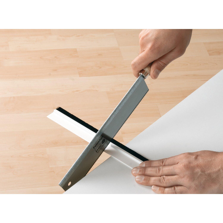 tesamoll standard t rdichtschiene f r glatte b den braun kaufen bei obi. Black Bedroom Furniture Sets. Home Design Ideas