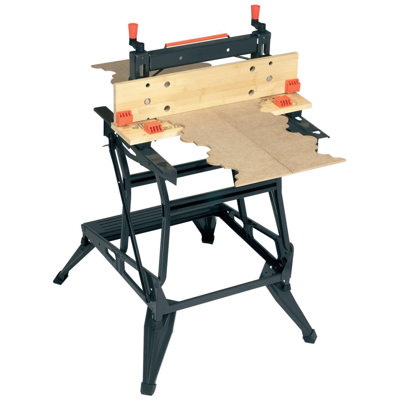 black decker werk und spanntisch workmate wm 550 kaufen bei obi. Black Bedroom Furniture Sets. Home Design Ideas