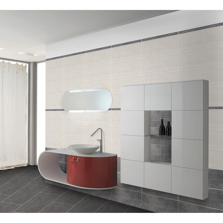 wandfliesen anthrazit wandfliese valetta grau marmoriert. Black Bedroom Furniture Sets. Home Design Ideas