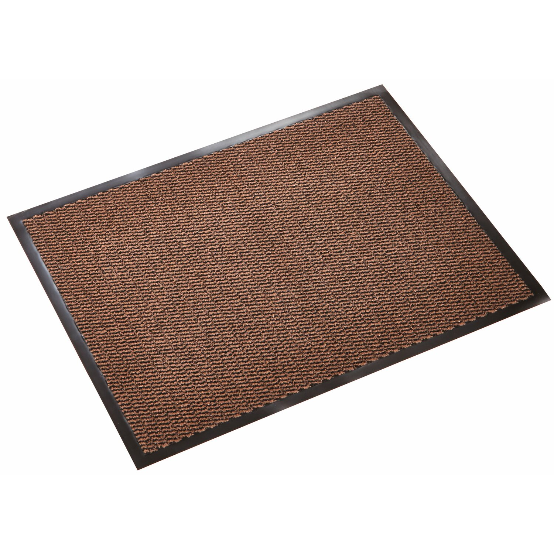 ASTRA OBI Sauberlaufmatte meliert Braun 60 cm x 80 cm