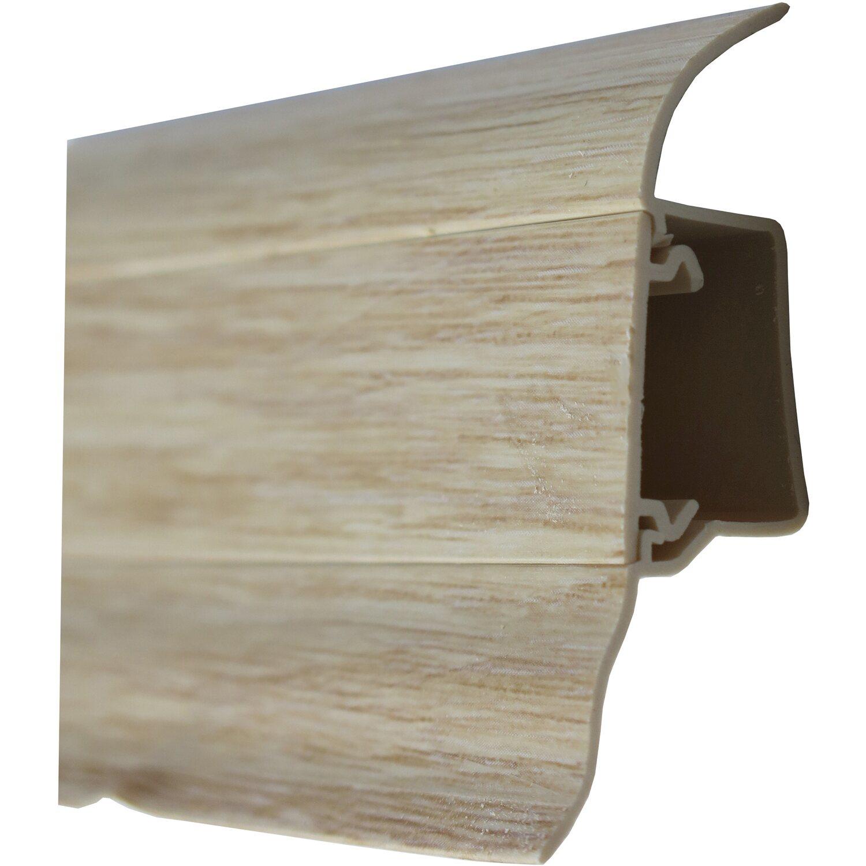 sockelleiste system 5 birke w469 50 mm x 19 mm l nge 2500 mm kaufen bei obi. Black Bedroom Furniture Sets. Home Design Ideas
