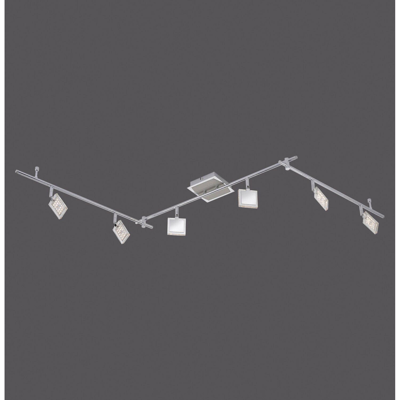 paul neuhaus led spot 6er daan eek a kaufen bei obi. Black Bedroom Furniture Sets. Home Design Ideas