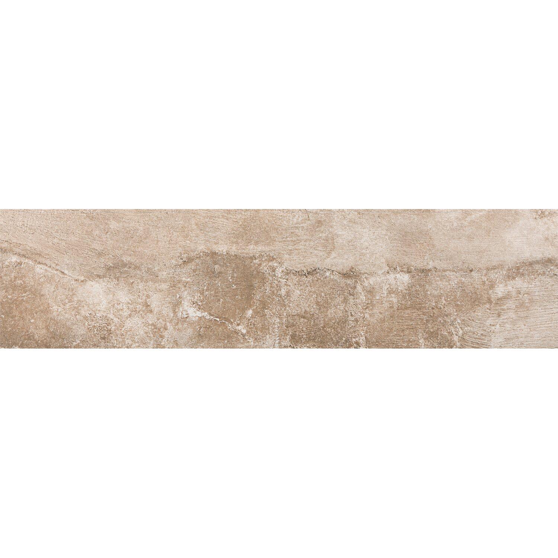 Feinsteinzeug Daifor Beige glasiert matt 30 cm x 120 cm | Baumarkt > Wand und Decke > Fliesen | Beige | Holz