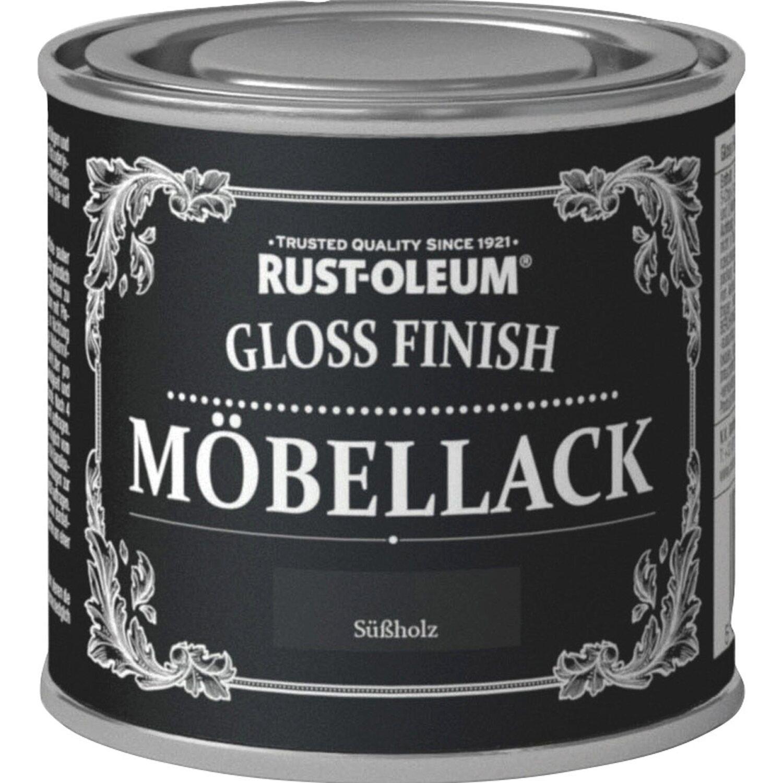 rust oleum kreidefarbe m bellack gloss finish s holz hochgl nzend 125 ml kaufen bei obi. Black Bedroom Furniture Sets. Home Design Ideas