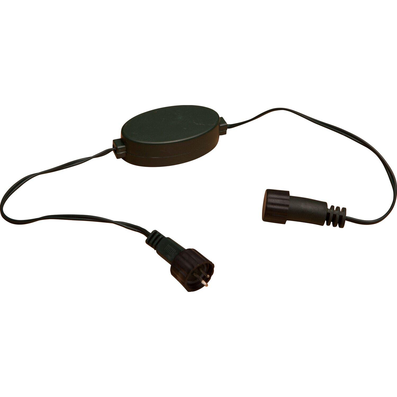 timer f r lichterketten system 1000 6 stunden innen und au en kaufen bei obi. Black Bedroom Furniture Sets. Home Design Ideas