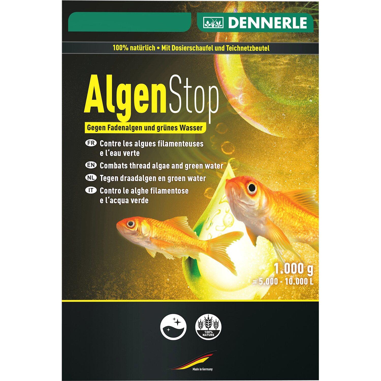 Atemberaubend AlgenStop gegen Fadenalgen und grünes Wasser 1 kg kaufen bei OBI #OV_06