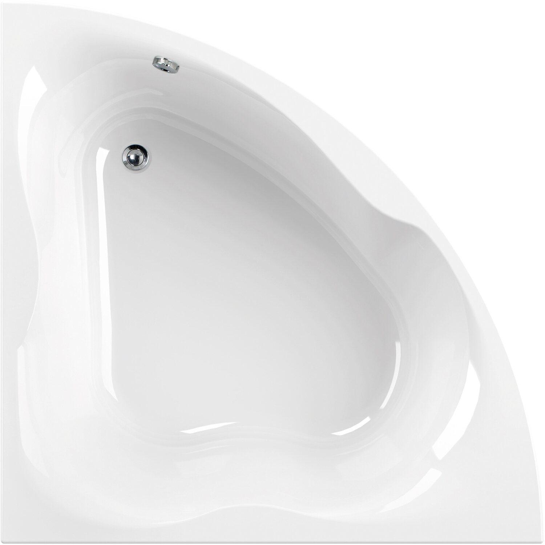 Sanitop-Wingenroth Acryl-Eckwanne Modio 150 cm x 150 cm Weiß | Bad > Badewannen & Whirlpools > Eckbadewannen | Weiß | Acryl | Sanitop-Wingenroth