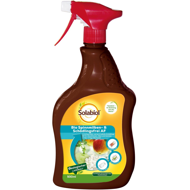 2d9a08416605cf Solabiol Bio-Spinnmilben- und Schädlingsfrei AF 500 ml kaufen bei OBI