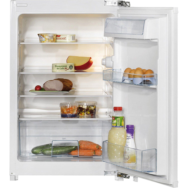 Amica Einbaukühlschrank EVKS 16322 Weiß